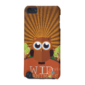 Wild Cute Animals - Owl iPod Touch 5G Cover
