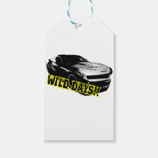 Wild Days! Gift Tags