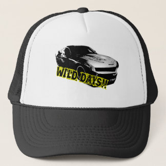 Wild Days! Trucker Hat