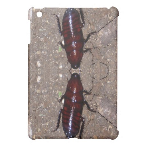 Wild Delicacy Cuisine - Science, Nature n Insects iPad Mini Covers