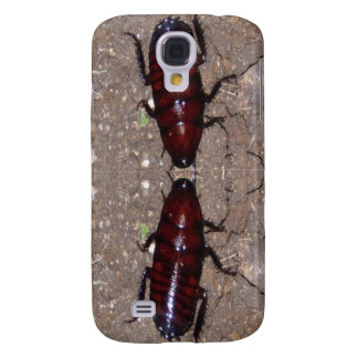 Wild Delicacy Cuisine - Science, Nature n Insects Samsung Galaxy S4 Cover