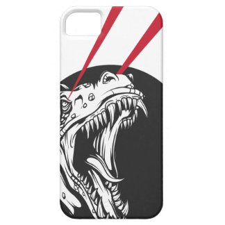 wild dinosaur barely there iPhone 5 case