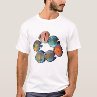 Wild Discus Fish T-Shirt
