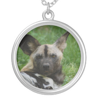Wild Dog Necklace