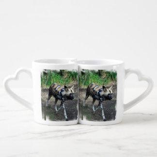 Wild Dog Lovers Mug