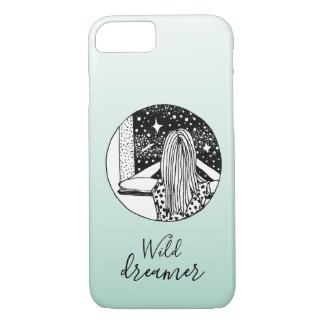 Wild Dreamer Galaxy iPhone Case