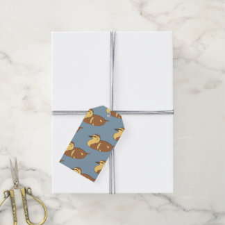 wild duck gift tags