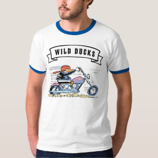 Wild Ducks Bike Club T-Shirt
