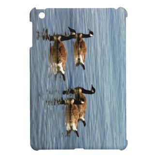 Wild Ducks on a Lake IPad cover