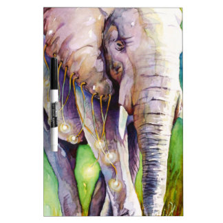 Wild Elephant Dry-Erase Boards