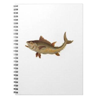 Wild Fish Notebook