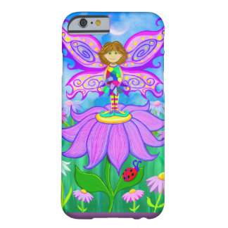 Wild Flower Fairy Barely There iPhone 6 Case