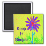 Wild Flower Keep It Simple
