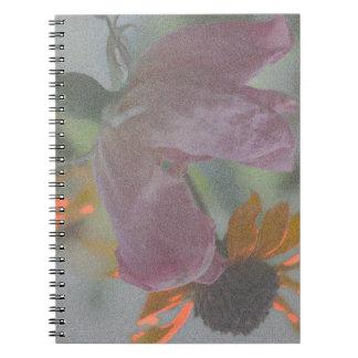Wild Flower Note Book