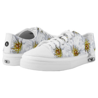 Wild Flower Shoes Printed Shoes