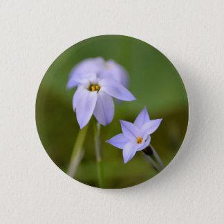 Wild Flowers 6 Cm Round Badge