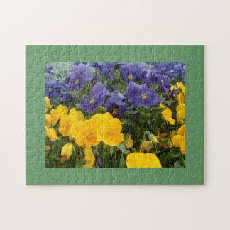 Wild Flowers Jigsaw Puzzle
