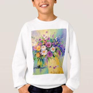 Wild flowers sweatshirt