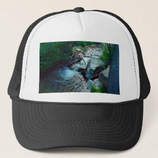 Wild Forest River Trucker Hat