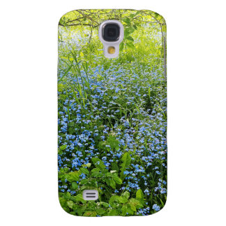 Wild forge me nots flowers photo samsung galaxy s4 covers