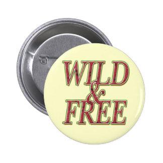 Wild free pin
