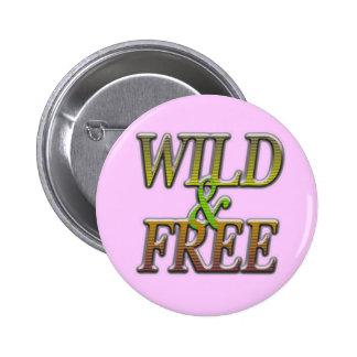 Wild free pins