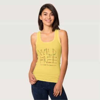 Wild & Free Spirit Native American Shirt