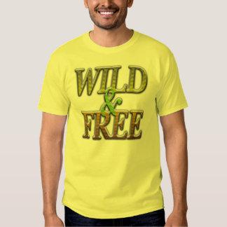 Wild&free Tees