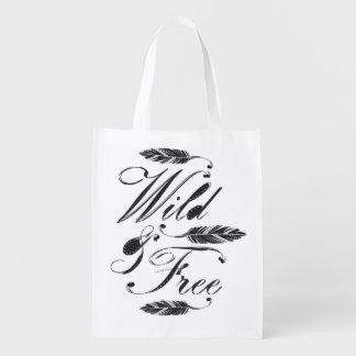 Wild Free Reusable Grocery Bag