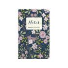 Wild Garden Personalised Floral Journal