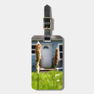 Wild Grass Bag Tag