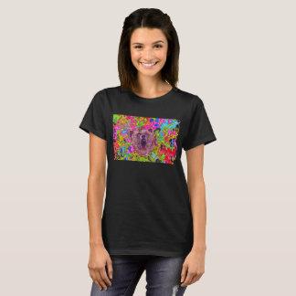 Wild Growling Bear T-Shirt