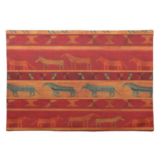 Wild Gypsy Mustangs Placemat