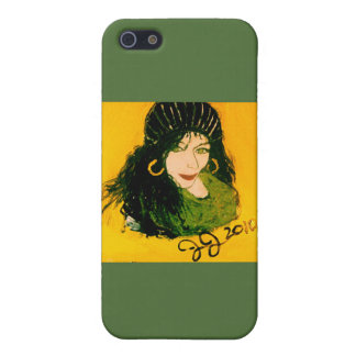WILD HAIR AS RASTA COVER FOR iPhone 5/5S