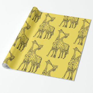 Wild heart Wrapping Paper