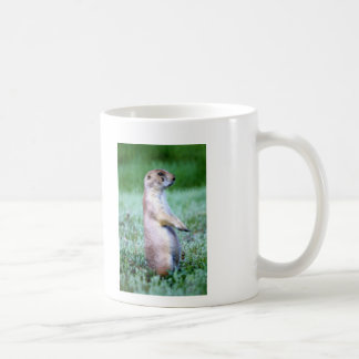 Wild Horse and Prarie Dog Coffee Mug