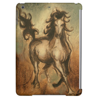 Wild Horse and Warm Colors Cover For iPad Air