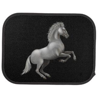 Wild horse car mat