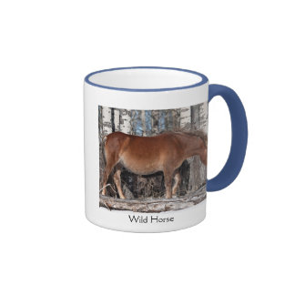 Wild Horse Coffee Mugs