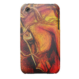 Wild Horse of a Different Color iPhone 3 Case-Mate Case