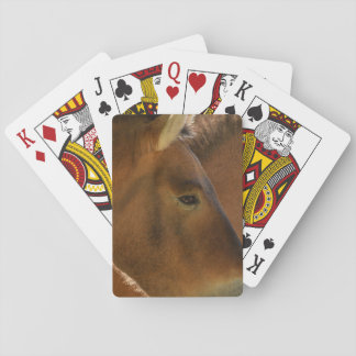 Wild Horse Playing Cards