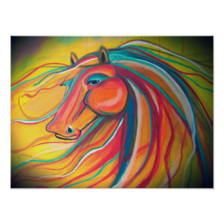 Wild Horse Posters