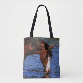 Wild Horse Tote Bag