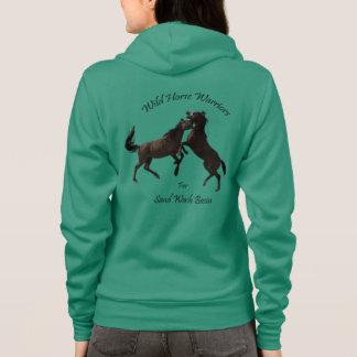 Wild Horse Warriors Hoodie