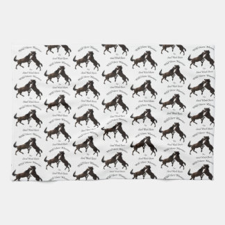 Wild Horse Warriors Tea Towel