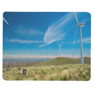 Wild Horse wind farm Journals