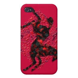 Wild Horses #21 Ruby and Ashes Case For iPhone 4