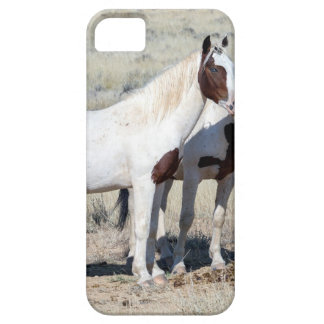 WILD HORSES BARELY THERE iPhone 5 CASE