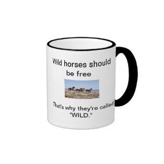 Wild Horses Mug