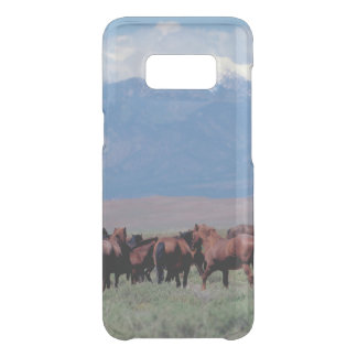 Wild Horses Out West Uncommon Samsung Galaxy S8 Case